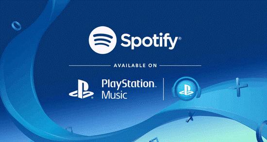 PS4ゲームをしながらSpotifyの音楽を楽しめる